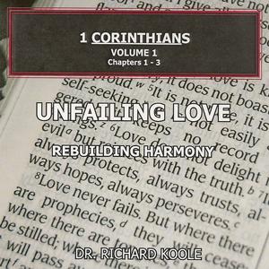 1 Corinthians Volume 1
