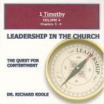 1 Timothy Volume 4