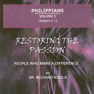 Philippians Volume 3