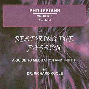 Philippians Volume 5